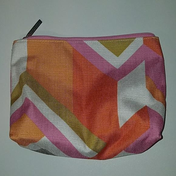 Clinique Handbags - Clinique makeup bag